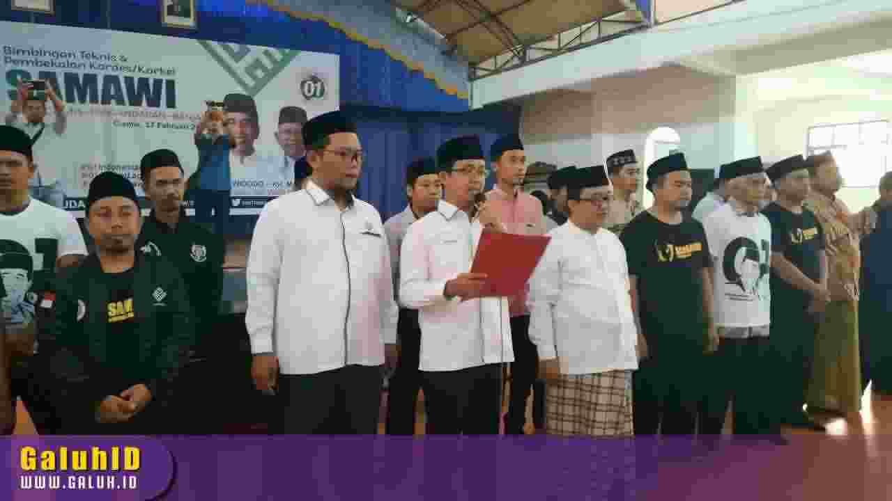 Suara Jokowi di Ciamis