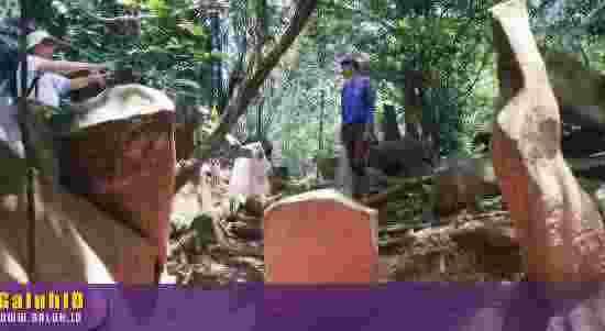 Situs Batu Panjang Ciamis