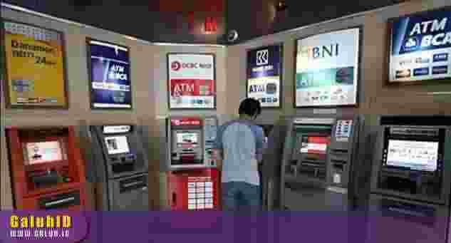 ATM di Pangandaran