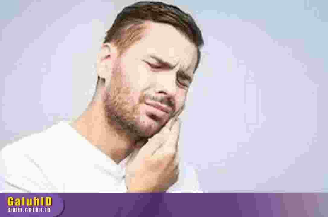 cara redakan sakit gigi