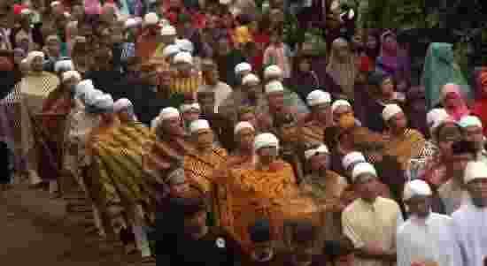 upacara adat di Ciamis