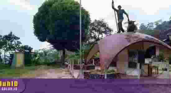 monumen panji siliwangi