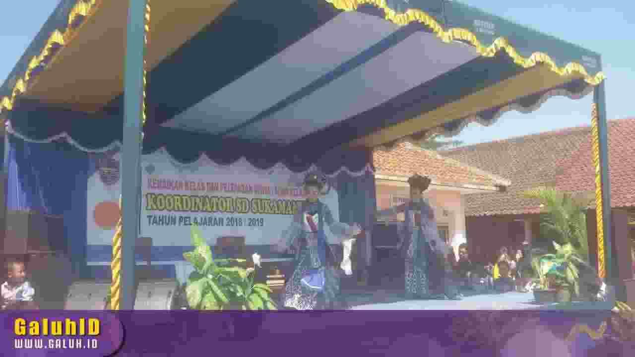 Sekolah Dasar di Sukamantri