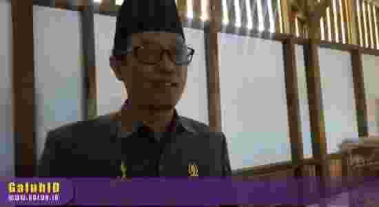 Ketua DPC PDI Perjuangan Ciamis