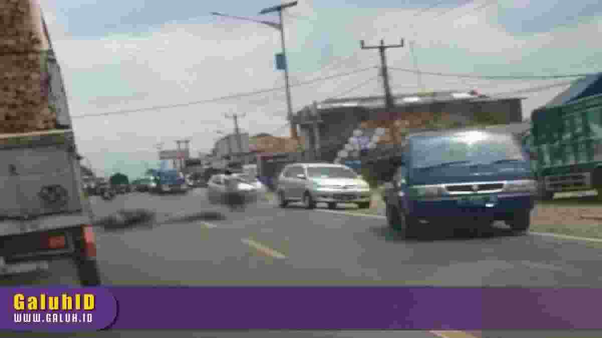Kecelakaan di Cikoneng Ciamis