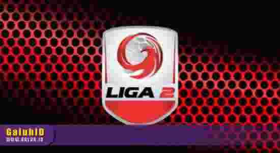 Official Logo Liga 2