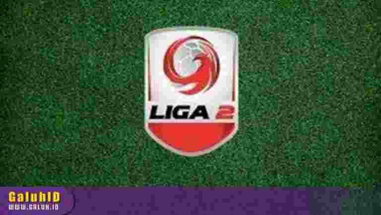 Jadwal Liga 2 2019