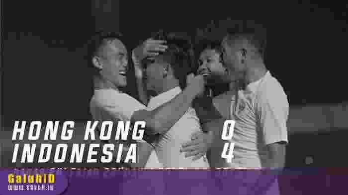 laga kedua kualifikasi piala asia u-19