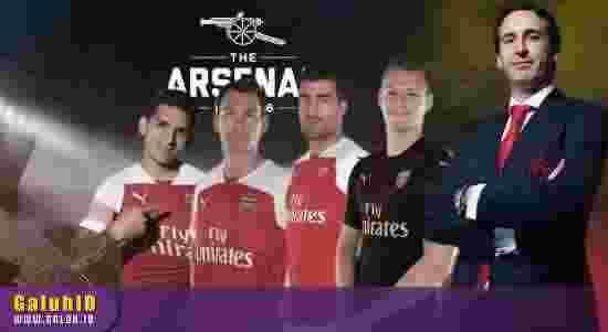 Update pemain terbaru Arsenal