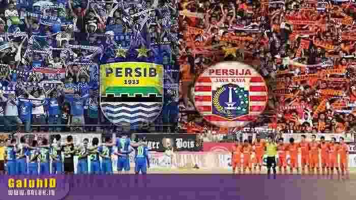 Rivalitas Persib Vs Persija