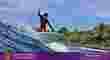 Surfing di Pangandaran