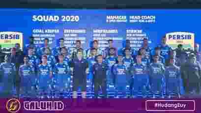Persib Bandung Launching Jersey