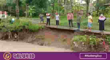 Jalan di Banjarsari Ciamis