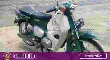 Motor Honda Pispot C50