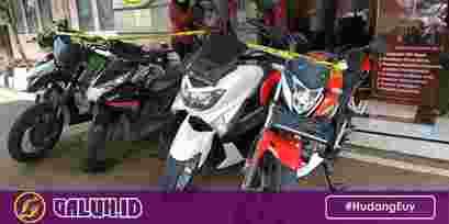 Pencuri mobil dan motor