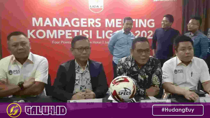 Manager Meeting Liga 2 2020