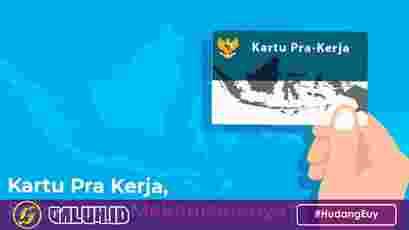Pendaftar kartu Pra Kerja
