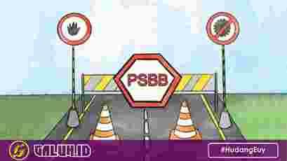 PSBB diperpanjang