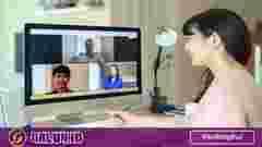 aplikasi meeting online