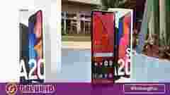 Perbedaan Samsung Galaxy A20S dan A20