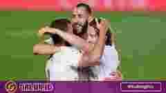Real Madrid vs Valencia