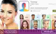 Cara Menggunakan Aplikasi Faceapp Untuk Edit Foto Wajah Sampai Oplas Challenge