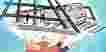 Kakek Terjatuh dari Jembatan