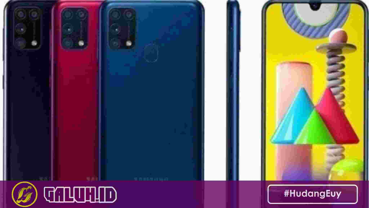HP Samsung Galaxy M21, Spesifikasi dan Harganya