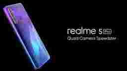 HP Realme 5 Pro dengan 4 Kamera dan RAM 8 GB - galuh.id