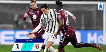 Juventus Menang 2-1 atas Torino
