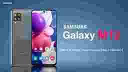 HP Samsung galaxy M12