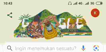 Noken Papua jadi Google Doodle