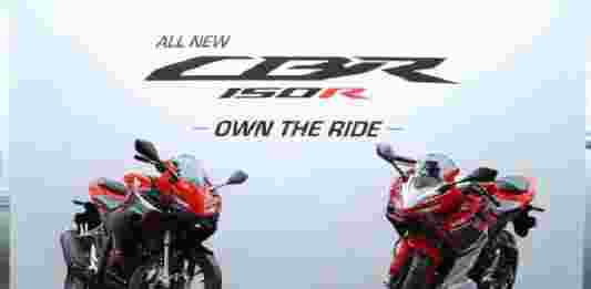 Honda All New CBR150R 2021